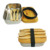 Eco friendly bamboo fiber stainless steel bento lunch box 18*14*6.5cm
