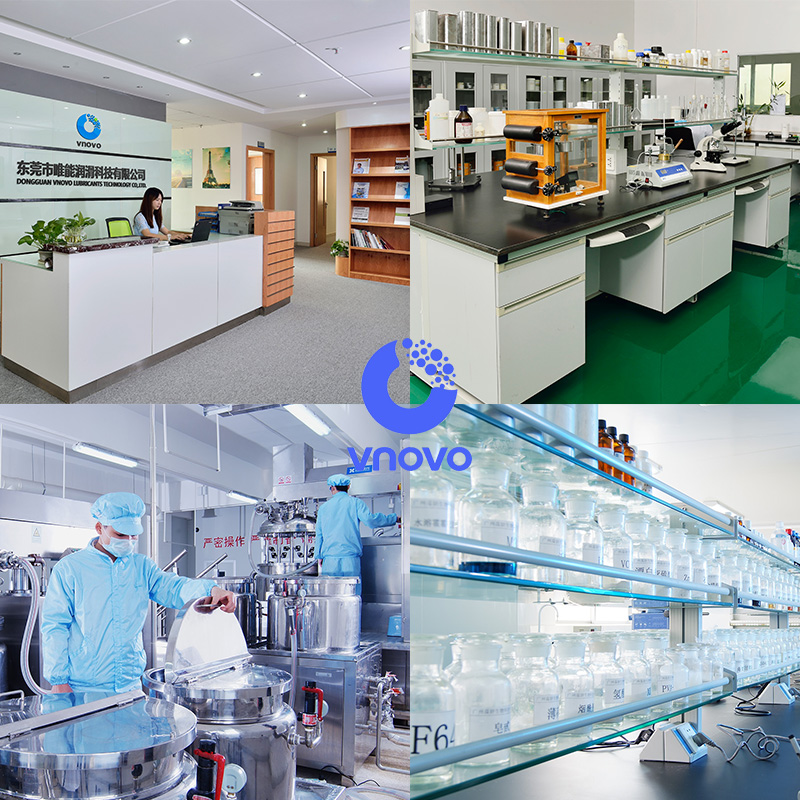 VNOVO Yamaichi NS1001 Equivalent High Temperature Fluorine Fluoro Lubricant Grease White Color For Mold Slider Maintenance