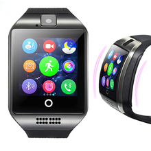 Android gps montre intelligente fabricant SMS synchronisation bluetooth pousser superdry montres mobile montre q18