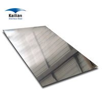 Cold Rolled Stainless Steel Plate With PVC protection