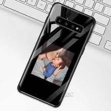 Семейный чехол для мамы, папы и ребенка для samsung Galaxy S10 S10e S9 S8 Plus A70 A50 A30 Note 9 10 + 5G чехол из закаленного стекла для телефона(Китай)