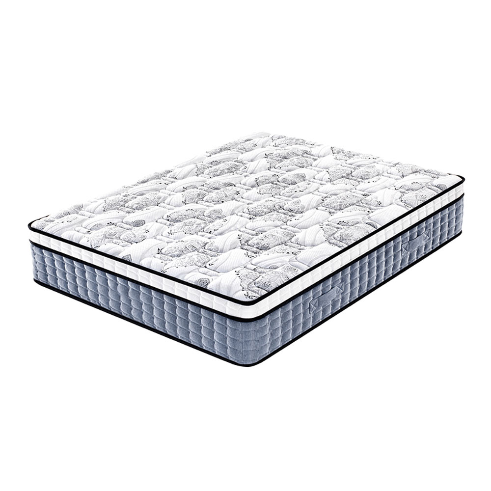 33cm latex soft queen size wholesale  pocket spring mattress