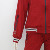 Street Wear Polyester And Spandex Tracksuit For Lady