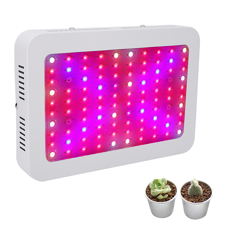 CE Certification IP42 Rating Passive cooling full spectrum led plant grow light for greenhouse microgreen