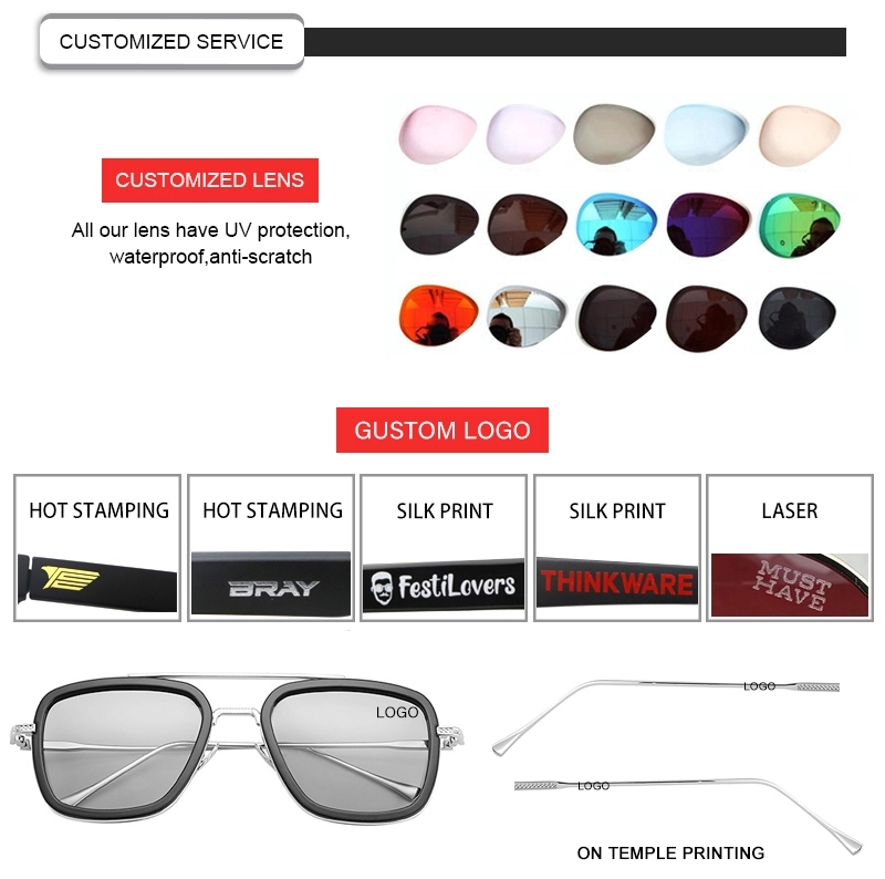 Fuqian Best large frame womens sunglasses customized for women-27