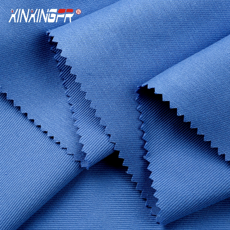 NFPA2112 fabric <strong>Cotton</strong> fire retardant <strong>knitting</strong> <strong>interlock</strong>