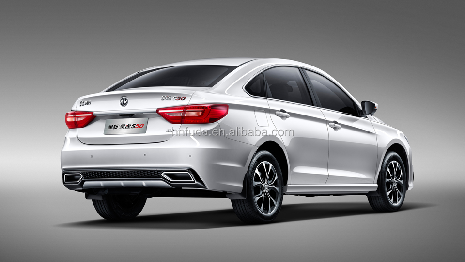 Hot sale and good quality Dongfeng JOYEAR S50 sedan with gasoline car for exporting