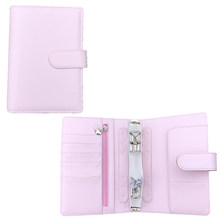 Милый A6 Размер 6 связующее кольцо журнал распорядок дня дневник планировщик ноутбуков организатор(Китай)
