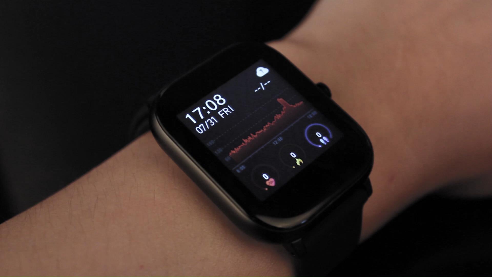 COLMI P8SE Latest Smart watch Battery Waterproof Sport Health Tracker Bluetooth Bracelet Wholesale Smartwatch