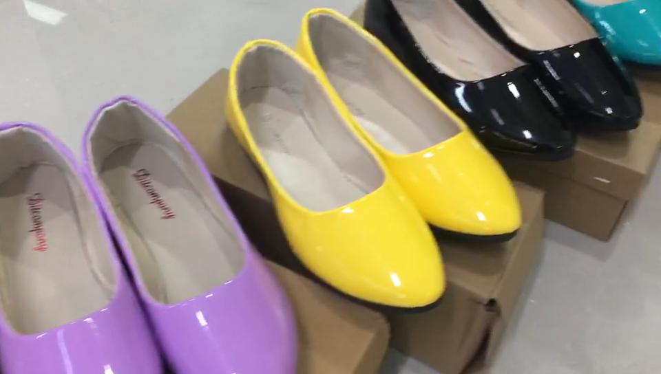 HLS056 women flat sandals dress summer flat casual women shoes