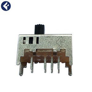 High Quality Nice Price 8 pin 2 pole 3 position 3 way slide switch