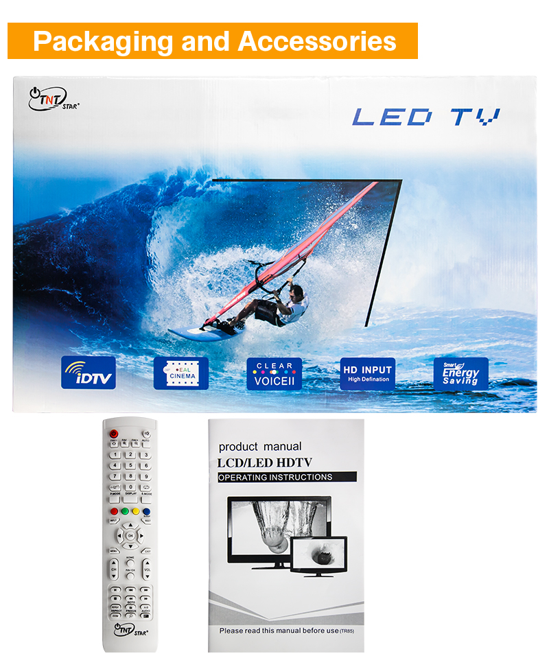 TNTSTAR 60 INCHES Factory Price full High Definition sreen 60  Inch led Tv digital Television