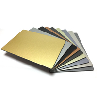 Aluminum Composite Panels Wall Cladding A2 Aluminum Composite Sheet For Kitchen