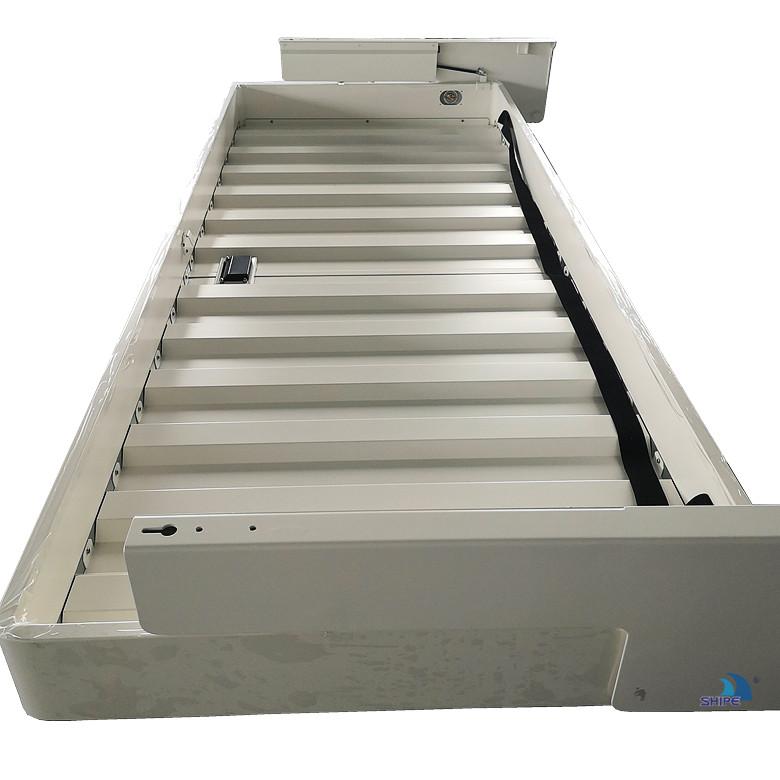 Индивидуальная кровать из алюминиевого сплава 2000x800 мм
