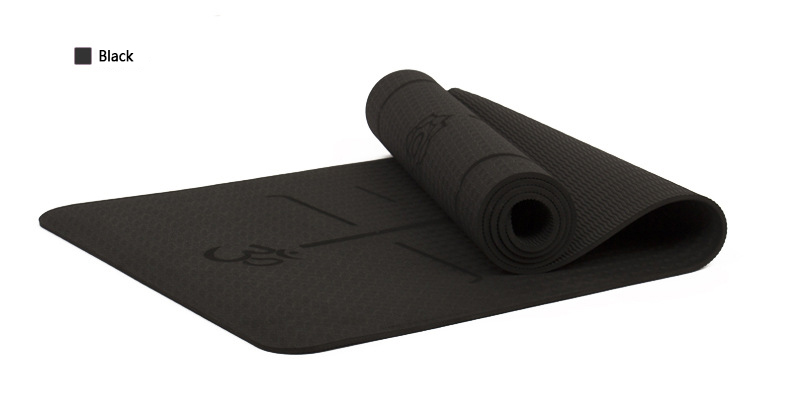 2020 Factory Price Private  Eco Friendly  TPE Yoga Mat  Design Eco Friendly Yoga Matt