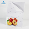Self Adhesive High Glossy Coat Coating Sticker Inkjet Photo Paper 115/135gsm.150gsm glossy,120gsm Matte A4