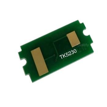 TK5230 TK5232 TK5233 TK5234 TK5236 reset toner chip for Kyocera ECOSYS M5521cdw/P5021cdw/P5021cdn