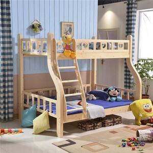Fashion Furniture Sets Home Wood Bedroom Cot Kids Bunk Bed