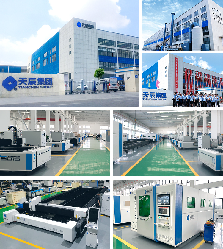 Jinan Manufacturer Enclosed CNC Fiber Laser Cutting Machine for stainless steel sheet cutting 1000W IPG