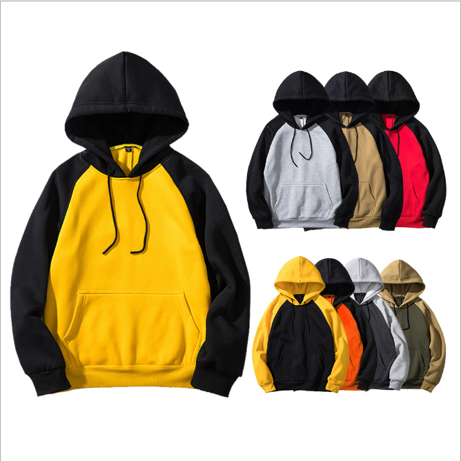 Wholesale High Quality 100% Cotton Pullover Warm Fleece Oversize Men Hoodies In China