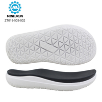Newest Design MD Insole TPR Outsole Men Design Sandal Shoe Sole For Sale