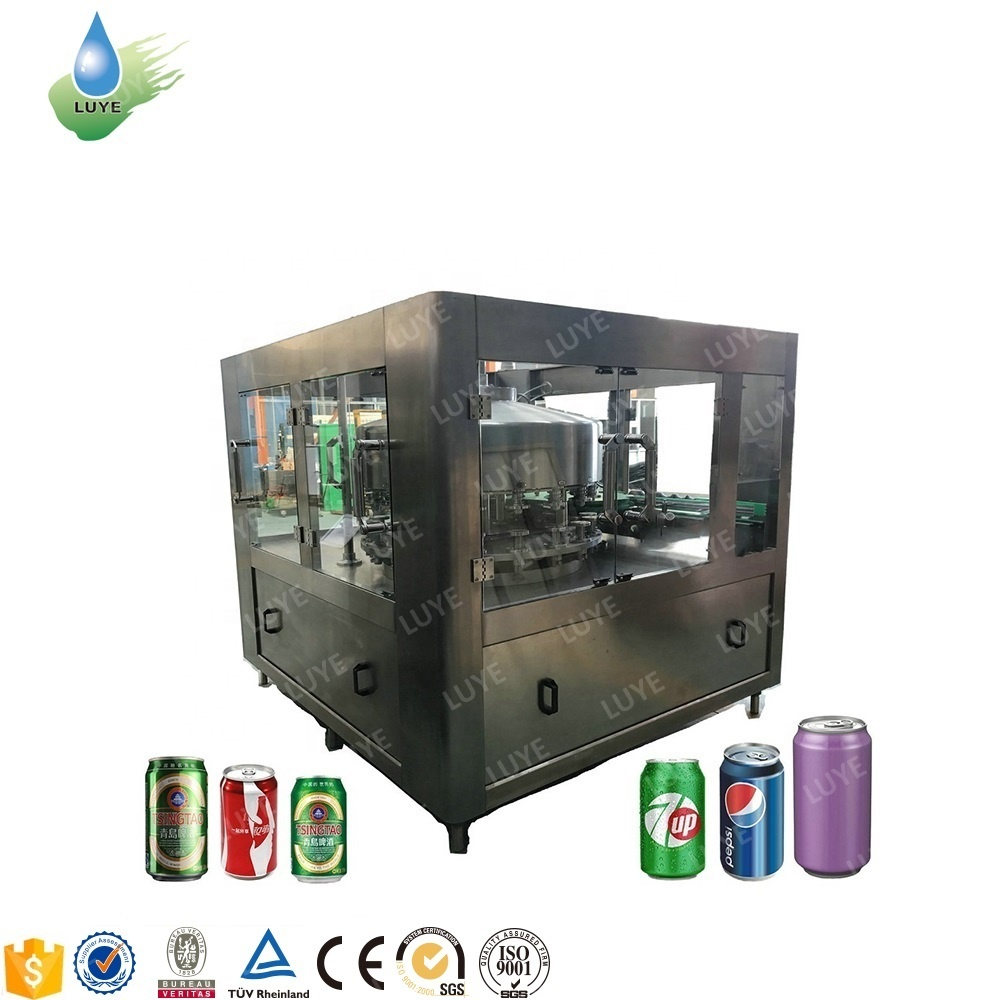 Best-selling Aluminum Cans Filling Machine/line For Beer Cola Juice - Buy Canning Drinks Filling Machine,Can Filling Machine For Beer,Aluminum Can Filling Line Product on Alibaba.com