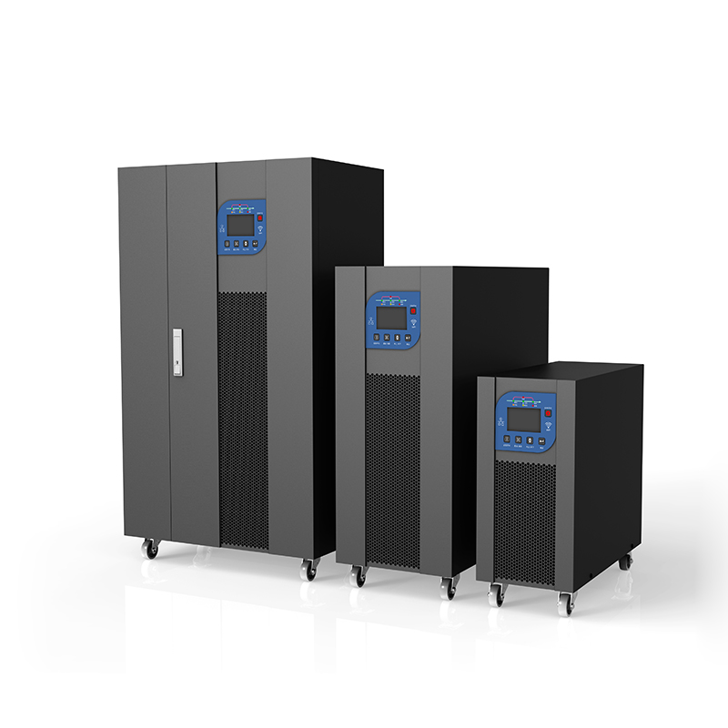MUSS EH9115 series low frequency online 150kva ups mit industrie