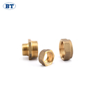 Pipe Pipe Pipe Fitting BT6028 A Lorge Small Brass Pipe Fittings