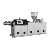 SJ Series extruder plastic machine