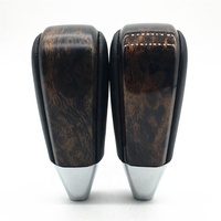 DONGJIE new color wood lid car automatic gear shift knob for land cruiser toyoya