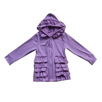 Boutique Baby Girl Clothing Children Cotton Jacket Wholesale Baby Fall Winter Cardigan