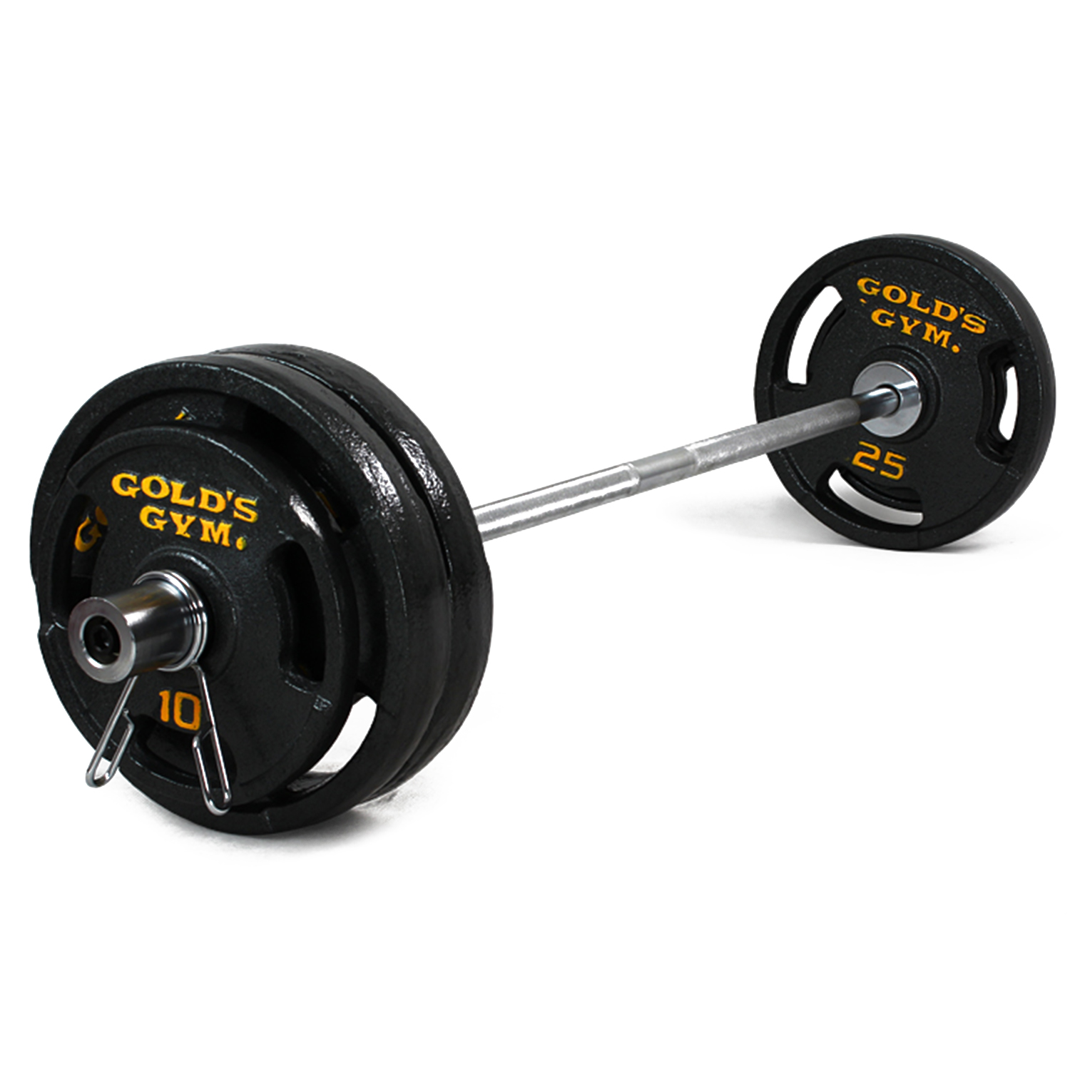 Powerlifting Gym Weight spring steel Barbell Bar
