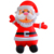 2019 Christmas Inflatable Santa Claus Snowman Bow Tie Arch Yard Decoration