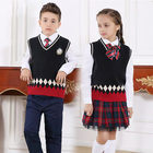 US Design Made Custom Your Special Stylish Kids Wearing Suit Coat School Uniform For school