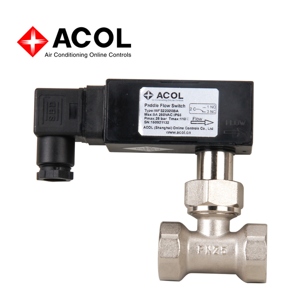 Water Paddle Flow Switch for Air Conditioner