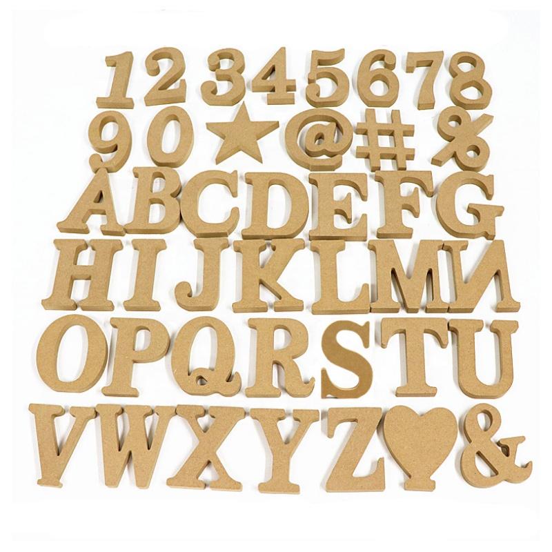 Carta de 26 Rosa Letra Del Alfabeto Letra de Madera marquesina Para Boda Cumpleaños L