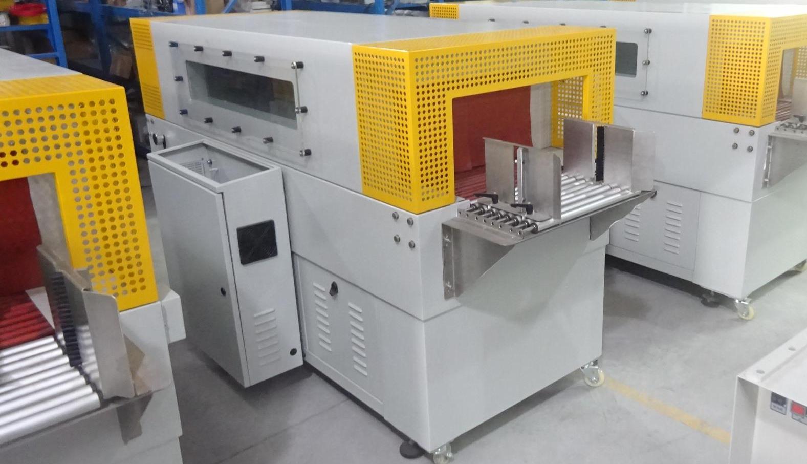 가치 병 포장 플라스틱 씰링 기계 수축 포장 기계는 수축 필름
