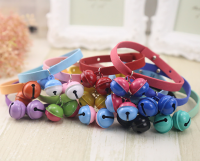 Big size cheap Pet dog cats rope with colorful bells