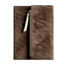 B6 2020 Записная книжка Дневник Книга линия планировщик три раза портативный бархатный мешок для хранения пенал журнал офисные принадлежност...(Китай)
