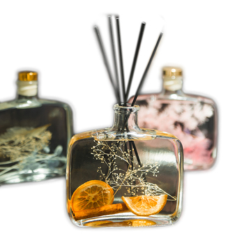150ml Private Label Reed Diffuser with Rattan Stick.Odor Eliminator Home Fragrance