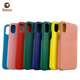 360 full protective phone cases pebble grain cowhide genuine leather phone case for iPhone XS Max