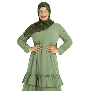 Islamic Women Long Dress Middle East Abaya