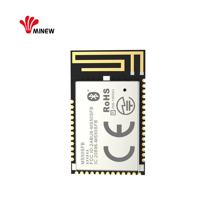 MINEW long rang high quality rf nrf52832 based remote control wireless module transmitter & receiver