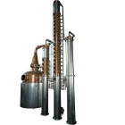copper distiller manufacturer brands whiskey still distilling equipment