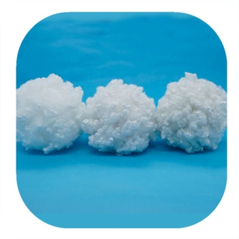 HCS hollow conjugated silicon polyester fibre for filling pillow