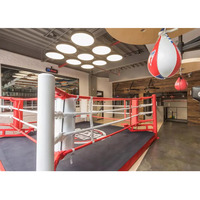 Factory Price Custom Size Floor Boxing Ring for Practice