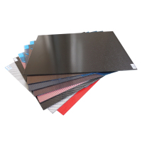 2mm 3mm 8mm 10mm 3k carbon fiber laminated kevlar sheet plate price colored plastic carbon fiber sheet