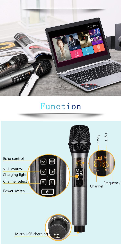 Микрофон audix с быстрым напечатанным логотипом, игрушечный микрофон