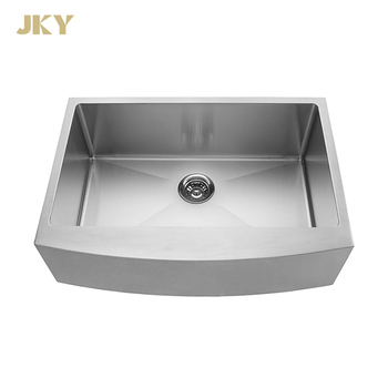30 Inch Apron Front Single Kitchen Stainless Steel Sink Supplier Factory -  Buy Kitchen Stainless Steel Sink,Kitchen Sink Supplier,Apron Front Sink ...