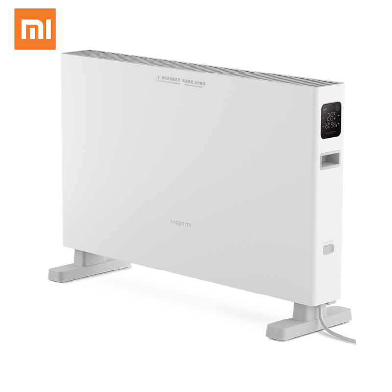 Xiaomi Smartmi Electric Heater Smart Version Quick Hand Warmers For Home Room Quick Convector Chimney Fan Silent Wall Heater